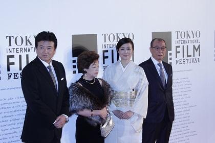 東京国際映画祭_救いたい_鈴木京香_三浦友和