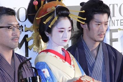 東京国際映画祭_花宵道中