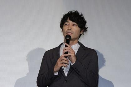 小川町セレナーデ初日舞台挨拶安田顕