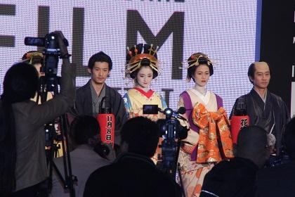 東京国際映画祭_花宵道中2
