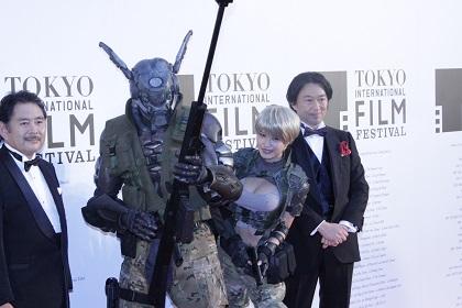 東京国際映画祭_アップルシード2