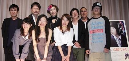 NMB48藤江れいな登壇!『いつかの、玄関たちと、』初日舞台挨拶