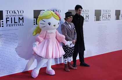 東京国際映画祭_増田セバスチャン_大野拓郎_くるみ割りキティ