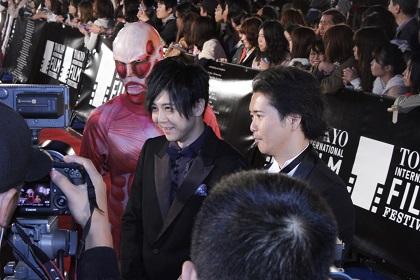 東京国際映画祭_進撃の巨人_梶裕貴