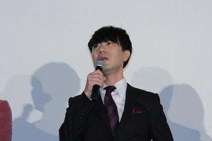 くるみ割り人形初日舞台挨拶_藤井隆