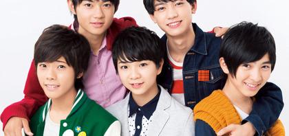 """『ぱんきす!2次元』のエンディングテーマにEBiDAN 39の新ユニット""""M!LK""""が"""