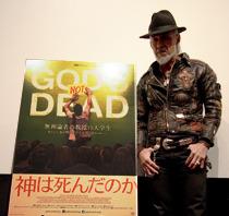 破天荒な異色牧師アーサー・ホーランドによるトークイベント報告『神は死んだのか』