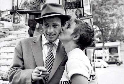 「勝手にしやがれ」 DVD&ブルーレイ好評発売中 発売元:NBCユニバーサル・エンターテイメント © 1959 StudioCanal - Société Nouvelle de Cinématographie.
