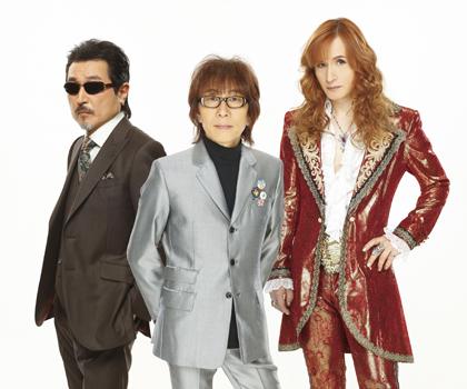 THE ALFEE 40周年記念!ドキュメンタリー映画2.21公開