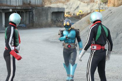 仮面ライダー1号2号3号
