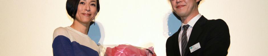 鈴木保奈美さん登壇!『間奏曲はパリで』YEBISU GARDEN CINEMAオープン記念