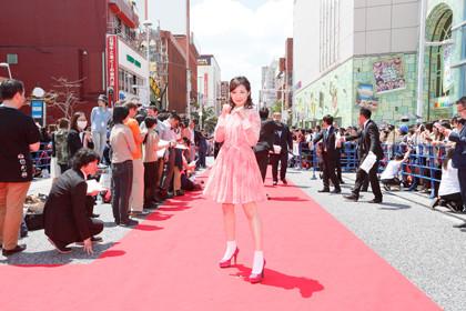 沖縄国際映画祭レッドカーペット8