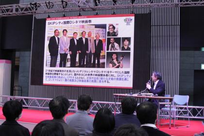 日本工学院卒展SKIP映画祭