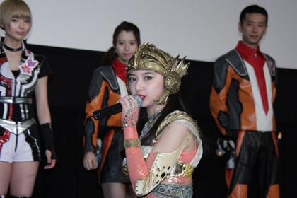 ウルトラマンギンガS小宮有紗