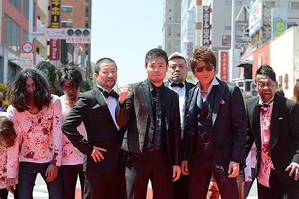 沖縄国際映画祭レッドカーペット2