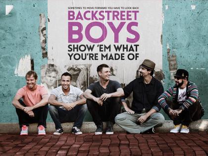 BackstreetBoysドキュメンタリー映画
