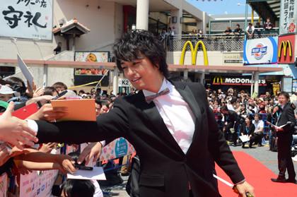 沖縄国際映画祭レッドカーペット6
