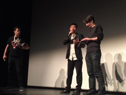 ブリュッセルF映画祭Zアイランド2