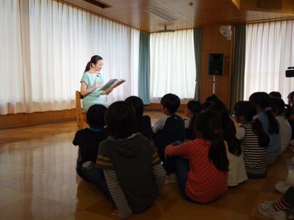 おかあさんの木読み聞かせ鈴木京香in長野