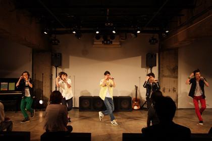 SDP_ぱんきす! 舞台2回公演2