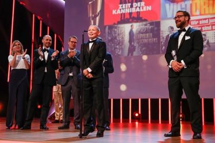 ぼくらの家路@ドイツ映画賞授賞式