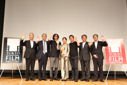 第28回東京国際映画祭記者会見