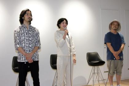 東京無国籍少女トークショー1