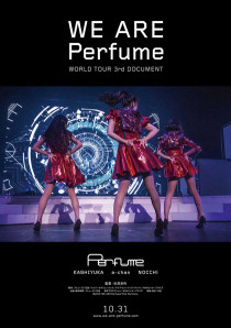 『WE-ARE-Perfume-』ポスター