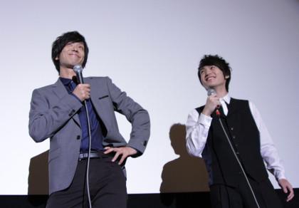 宇田川町でまっててよ初日舞台挨拶3