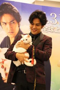 猫侍_台湾プレミア_レッドカーペット2