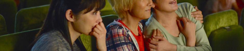 常盤貴子x田中美里x藤田朋子「向日葵の丘 1983年・夏」小さな映画館が舞台の物語