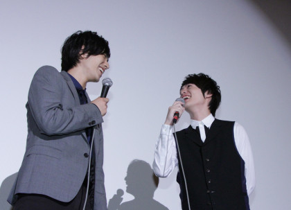 宇田川町でまっててよ初日舞台挨拶2