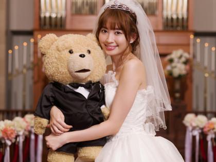 テッド×小嶋陽菜結婚