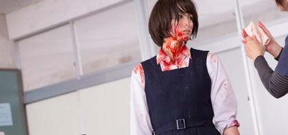 映画『東京無国籍少女』新トレーラー&血まみれ新写真公開