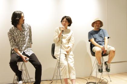 東京無国籍少女トークショー2