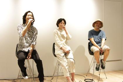 東京無国籍少女トークショー3