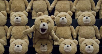 テッド2仲間いっぱい!!