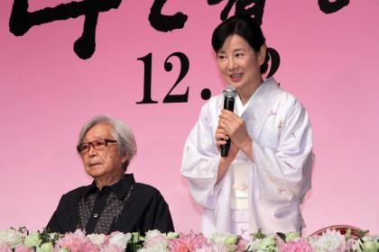 母と暮らせば山田洋次&吉永2