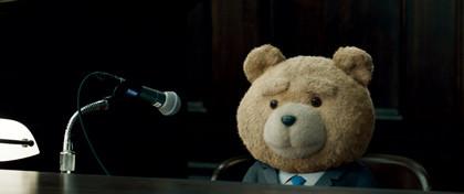 テッド2法廷にて