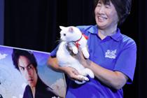 猫侍_あなご&トレーナー
