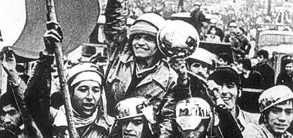 世界で最も優れた10本の政治映画「チリの闘い 三部作」上映!!