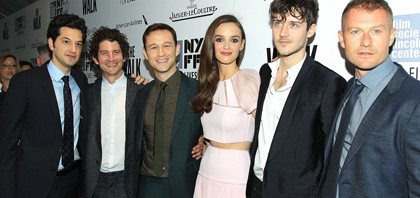 『ザ・ウォーク』ニューヨーク映画祭オープニング上映レポ