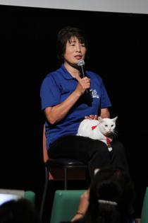 猫侍ティーチイン