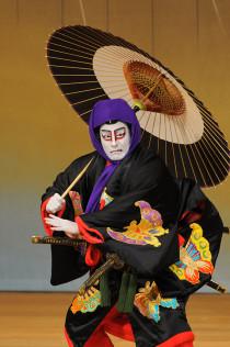 「雨の五郎」片岡愛之助 ©松竹