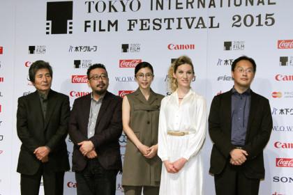 第28回東京国際映画祭ラインアップ会見