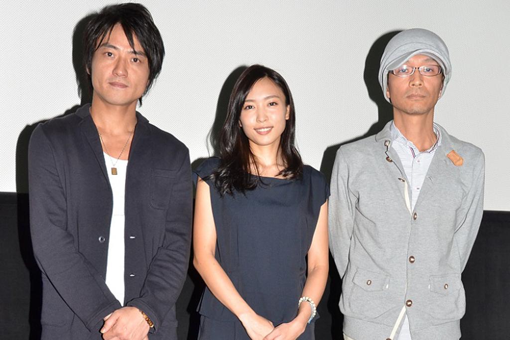 謎解きアクション『忍者狩り』三元雅芸、黒川芽以試写会舞台挨拶