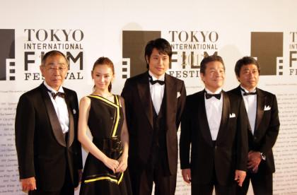 の・ようなもの東京国際映画祭1