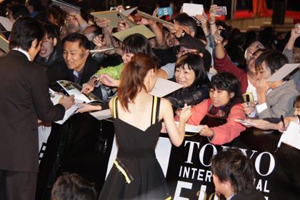 の・ようなもの東京国際映画祭2