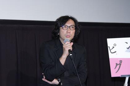 ピンクとグレーTIFF行定監督トーク
