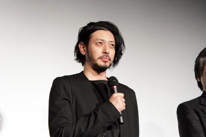 FOUJITA初日舞台挨拶_オダギリジョー3